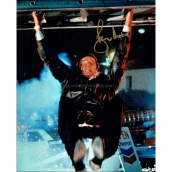 Roger Moore Autographed 10x8 Photo