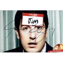 Jason Biggs Autographed 6x4 Photo