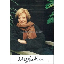 Dame Maggie Smith Autographed 6x4 Photo