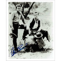 Clint Eastwood Autographed 10x8 Photo