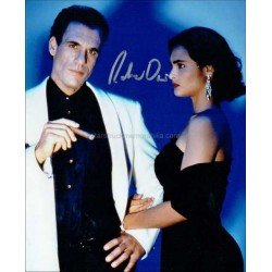 Robert Davi Autographed 10x8 Photo
