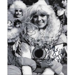 Helene Hunt Autographed 10x8 Photo