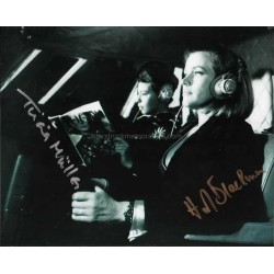 James Bond Autographed 10x8 Photo
