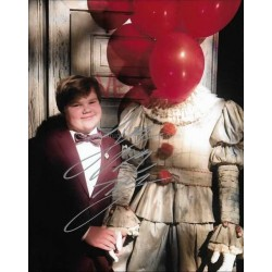 Jeremy Ray Taylor Autographed 10x8 Photo
