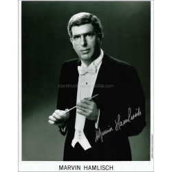 Marvin Hamlisch Autographed 10x8 Photo