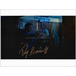 Roy Scammell Autographed 10x8 Photo