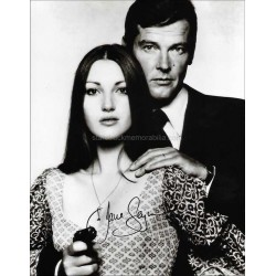 Jane Seymour Autographed 10x8 Photo