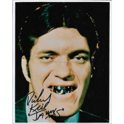 Richard Kiel Autographed 10x8 Photo