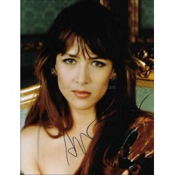 Sophie Marceau Autographed 10x8 Photo