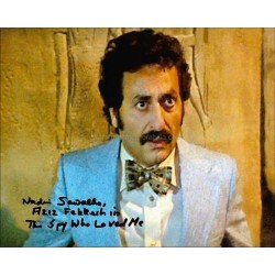 Nadim Sawalha Autographed 10x8 Photo