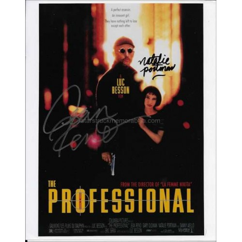 The Professional Autographed 10x8 Photo