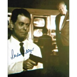 Michael Mellinger Autographed 10x8 Photo