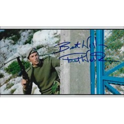 Paul Weston Autographed 11x6 Photo