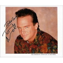 Tom Arnold Autographed 10x8 Photo