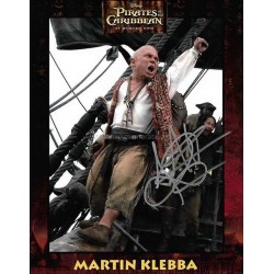 Martin Klebba Autographed 10x8 Photo