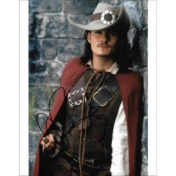 Orlando Bloom Autographed 10x8 Photo