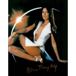 Diane Thierry-Mieg Autographed 10x8 Photo
