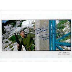 Paul Weston Autographed 10x8 Photo