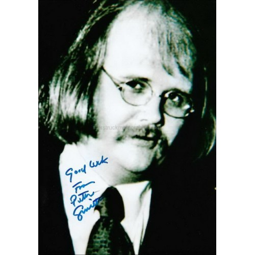 Putter Smith Autographed 10x8 Photo