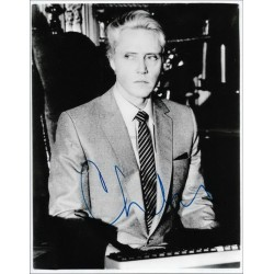Christopher Walken Autographed 10x8 Photo