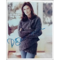 Demi Moore Autographed 10x8 Photo
