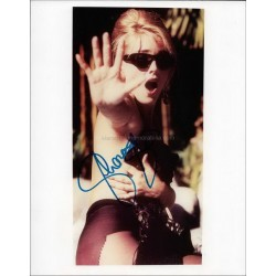 Sharon Stone Autographed 10x8 Photo
