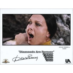 Denise Perrier Autographed 10x8 Photo