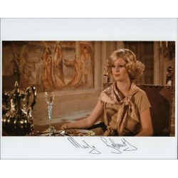 Marilyn Galsworthy Autographed 10x8 Photo