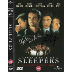 Sleepers Autographed DVD