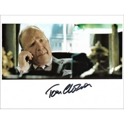 Tom Chadbon Autographed 10x8 Photo