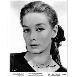 Tania Mallet Autographed 10x8 Photo