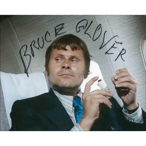Bruce Glover Autographed 10x8 Photo