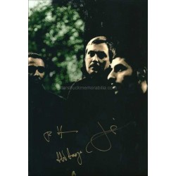 Junip Autographed 11x8 Photo