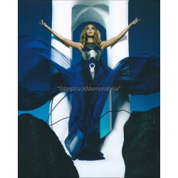 Kylie Minogue Autographed 10x8 Photo