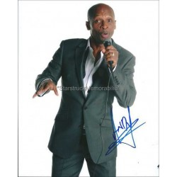 Andy Abraham Autographed 10x8 Photo