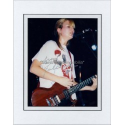 Juliana Hatfield Autographed 14x11 Photo