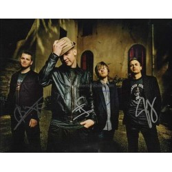 The Fray Autographed 14x11 Photo