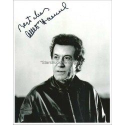 Albert Hammond Autographed 10x8 Photo