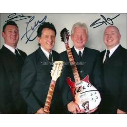 The Searchers Autographed 10x8 Photo