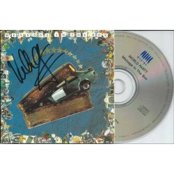 Karl Wallinger Autographed CD