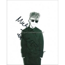Daley Autographed 10x8 Photo