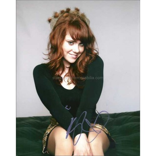 Kate Nash Autographed 10x8 Photo