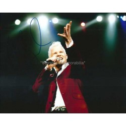 Rhydian Roberts Autographed 10x8 Photo