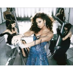 Alesha Dixon Autographed 10x8 Photo