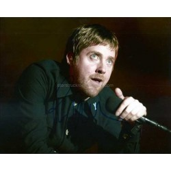Ricky Wilson Autographed 10x8 Photo