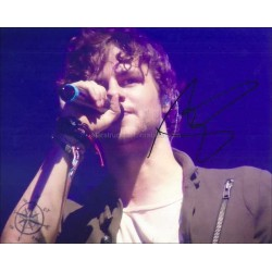 Jay McGuiness Autographed 10x8 Photo