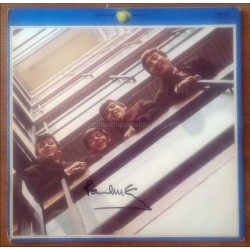 Paul McCartney Autographed LP