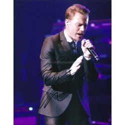 Ronan Keating Autographed 10x8 Photo