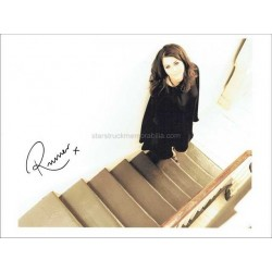 Rumer Autographed 10x8 Photo