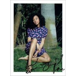 Corinne Bailey Rae Autographed 8x6 Photo